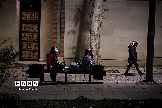 محدودیتهای کرونایی در تهران