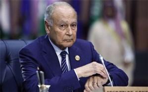 ادعای دبیرکل اتحادیه عرب علیه ایران و ترکیه