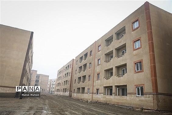 تامین زمین برای ۲۰۰ هزار واحد مسکونی