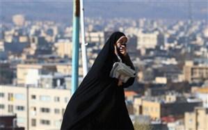 باران و برف به داد بوی نامطبوع تهران می رسد