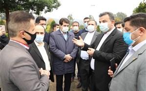 استاندار مازندران: پروژه باغ ۳۳ هکتاری رامسر به زودی عملیاتی میشود