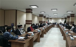 برگزاری جلسه کار گروه فضای مجازی ستاد دهه فجر ورامین