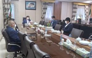 نشست فرماندارملارد با رئیس بهزیستی و مدیران مراکز غیردولتی