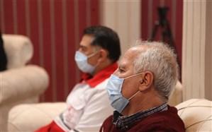 در نشست مشترک هلال احمر و مرکز سلامت  بهداشت تبریز ابعاد اجرای طرح محله محور سلامت بررسی شد