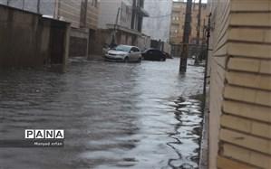 ۵۵.۴ میلیمتر بارندگی در کشور تا نیمه آذرماه