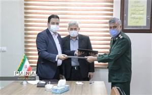 انعقاد تفاهم نامه ساخت ۲۰ مدرسه در قالب ۴۰ کلاس درس در مناطق کم برخوردارو روستایی استان خوزستان