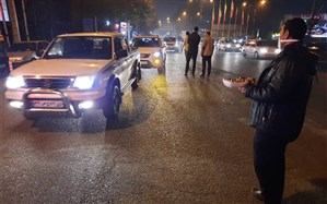 آغاز محدودیت های شرایط نارنجی کرونا در لاهیجان