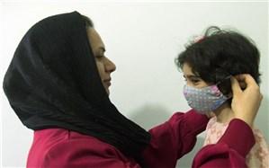 کودکان زیر چتر حمایت مادران