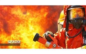 خطر آتش سوزی بیخ گوش بازار بجنورد