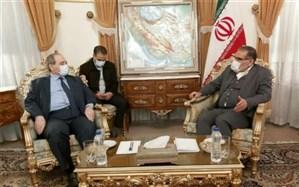 علی شمخانی به وزیر خارجه سوریه چه گفت؟