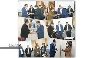 تجلیل از پیشکسوتان فرهنگی  شهرستان کلات