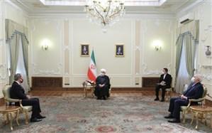 رئیسجمهوری به وزیر خارجه آذربایجان چه گفت؟
