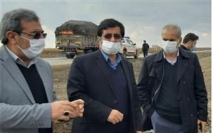 بهره برداری از بزرگراه پارس آباد - سربند در خرداد ماه ۱۴۰۰
