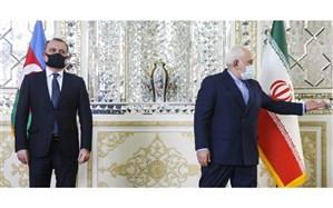 ظریف گفت وگوها با وزیر خارجه آذربایجان را ثمربخش توصیف کرد