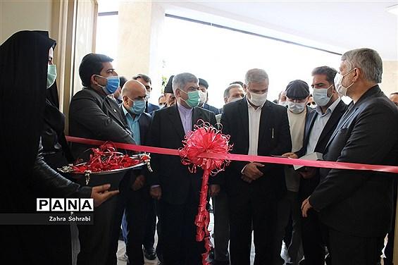 مراسم  افتتاح واحد آموزشی خیری و مشارکتی امام رضا(ع) در شهرستان اسلامشهر