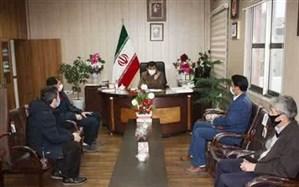 برگزاری جلسه ملاقات مردمی با مدیر کل آموزش و پرورش استان زنجان