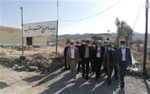 بهرهبرداری از  ۲۷ پروژه  اداره کل نوسازی فارس در لامرد تا شش ماه آینده