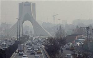 پیش بینی انباشت آلایندهها در تهران