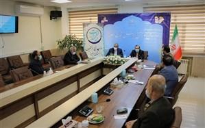 جلسه شورای پشتیبانی بسیج فرهنگیان البرز برگزار شد