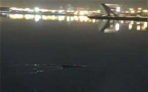 تیمهای آتشنشان در جستجوی تمساح دریاچه چیتگر