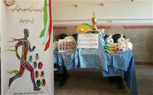تقدیر از فعالان حوزه تربیتبدنی و مسابقات ورزشی مجازی در چهاردانگه