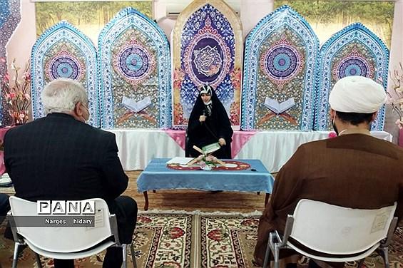 افتتاحیه مسابقات قرآن و عترت و نماز در شهرستان امیدیه