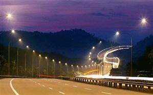 کاهش ۲۰۰ مگاواتی مصرف برق با اصلاح روشنایی معابر