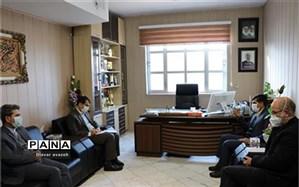 حمایت بورسیهای کمیته امداد خراسان شمالی از دانش آموزان کنکوری نیازمند