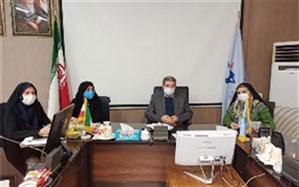 حسینی: سقفهای شیشه ای حضور زنان در جامعه باید فرو ریخته شود