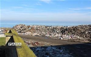 انتظار 20 ساله ساحل محمودآباد برآورده نشد؛ انباشت بیپایان زباله