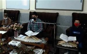 برگزاری محفل انس با قرآن در دارالقرآن قدر آموزش و پرورش دماوند