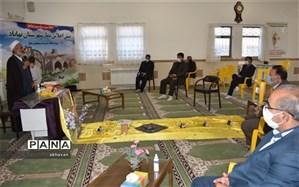 دومین پیش اجلاس  نماز به صورت مجازی در بهاباد برگزار شد
