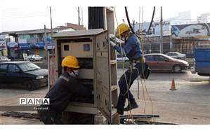150 کیلومتر سیم شبکه فشار ضعیف برق به کابل تبدیل شد