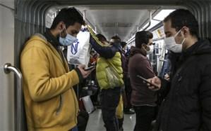 توصیههای کرونایی؛ از هرگونه لمس کنارههای پله برقی، دستگیره، صندلی مترو خودداری کنید