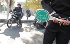 سهم موتورسیکلتها در آلودگی هوا