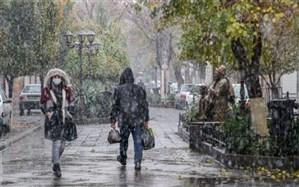 این 16 استان منتظر بارش برف و باران باشند
