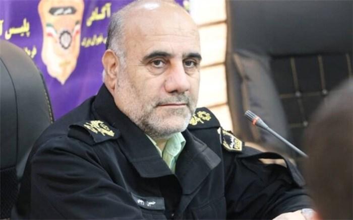 سردار رحیمی: انتخابات در امنیت کامل در حال برگزاری است