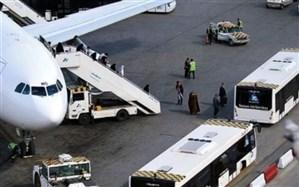 پروازهای مهرآباد به مقصد اهواز باطل شد