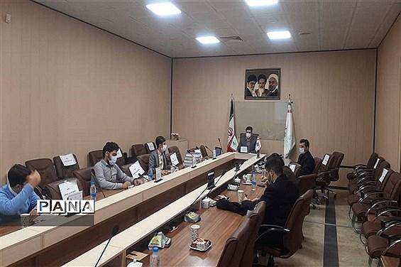 برگزاری جلسه هماهنگی تشکیل مجلس دانش آموزی استان البرز