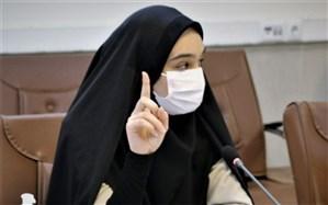 دانش آموز البرزی نایب  رئیس  اول  مجلس دانش آموزی کشور شد