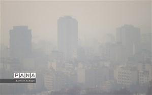 افزایش آلودگی هوای شهر تهران در دوران شیوع کرونا