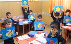 اجرای طرح ملی آموزش مجازی پیش دبستانی در چابهار