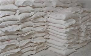 انبار غیرقانونی آرد حمایتی در زابل شناسایی شد