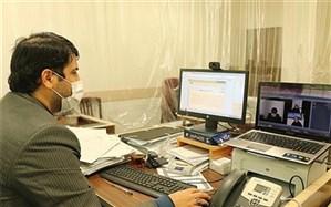 برگزاری نخستین جلسه دادرسی الکترونیک در آذربایجان شرقی