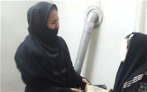 بازدید مسئولین مدارس جوادآباد از خانواده دانشآموزان بیبضاعت