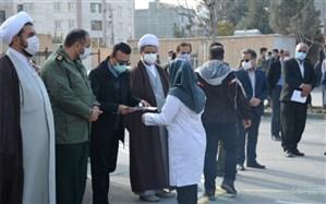 تجلیل از ۲۱۰ پرستار بیمارستان حضرت فاطمه زهرا (س) در شهرستان رباط کریم
