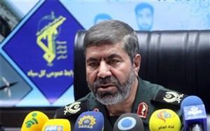 توضیحات سردار شریف درباره نامزد نظامی انتخابات و بازداشتشدگان محیطزیستی