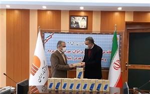 مرکز آمار ایران ۵۰۰ تبلت تحویل آموزش و پرورش مازندران داد