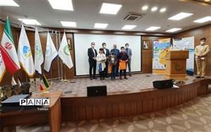 دانش آموزان منطقه ۱۳ در مسابقات کشوری بوت کمپ دانش آموزی افتخار آفریدند