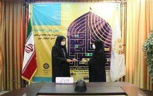 سه برگزیده استان آذربایجانغربی در جشنواره کتابخوانی تقدیر شدند